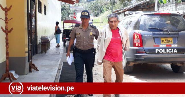 Tarapoto: 6 meses de prisión preventiva contra presunto extorsionador