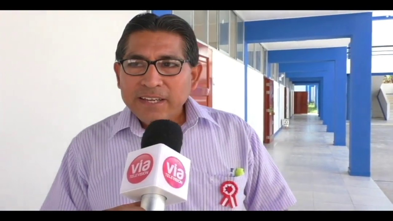 Estudiantes de I.E. de Lamas participan en III Simulacro nacional escolar