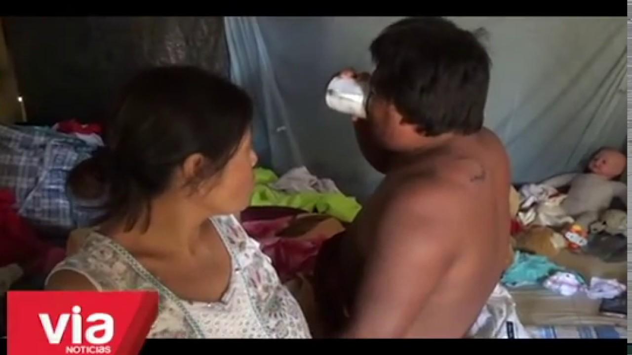 Hombre que fue apuñalado  se encuentra delicado de salud
