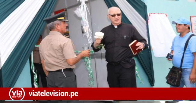 Moyobamba: región policial inaugura comisaría de la familia en el Alto Mayo