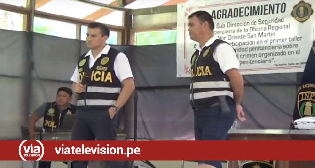 INPE realiza primer taller regional de seguridad sobre crimen organizado