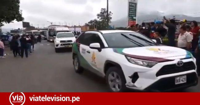 Moyobambinos descontentos, antorcha de los panamericanos no entró a la ciudad