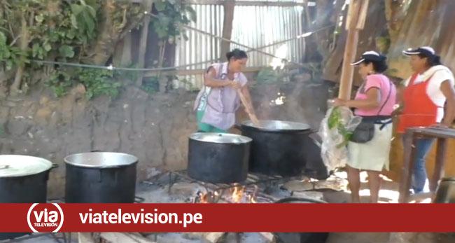 Lamas: continúa Fiesta Patronal Santísima Cruz de los Motilones