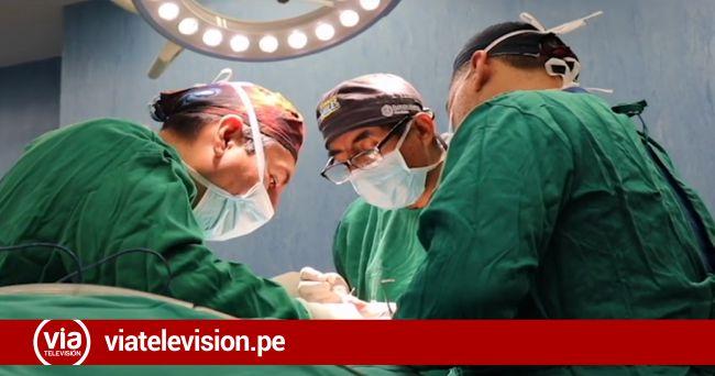 Tarapoto: Reconstruyen rostro a joven en el Hospital Minsa