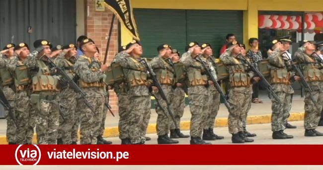 Desfile cívico militar será mañana en la avenida Micaela Bastidas