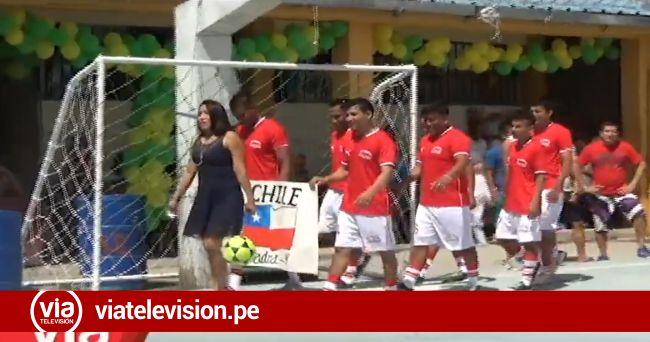 Perú le ganó a Brasil en la final del  mundialito canero 2019