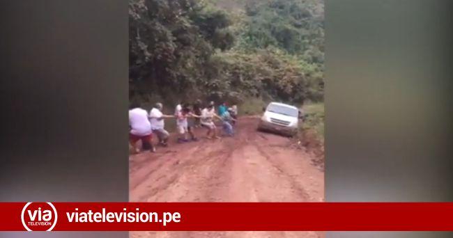 San Martín: lluvias causan estragos en diferentes sectores de la región