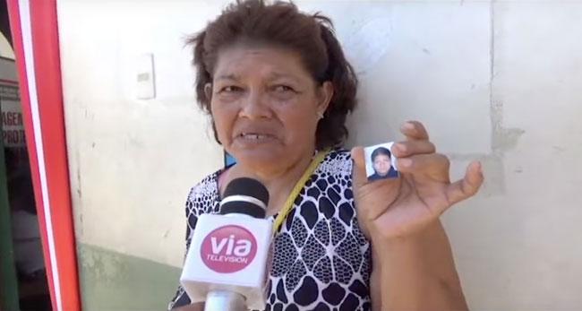 Mujer solicita ayuda para  encontrar a su hija desaparecida