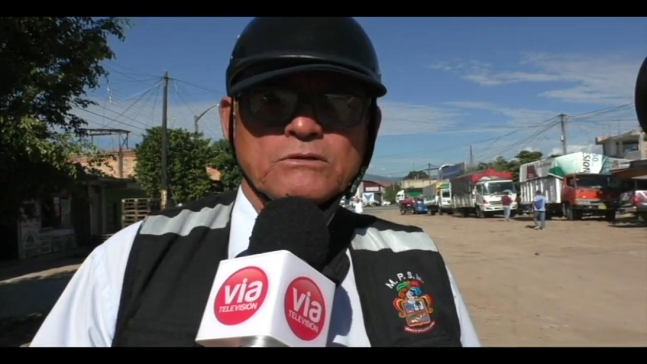 Tarapoto: fiscalizador denuncia que es víctima de amenazas de muerte
