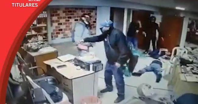 Asaltan y roban 150 mil soles en discoteca La Mega Estación