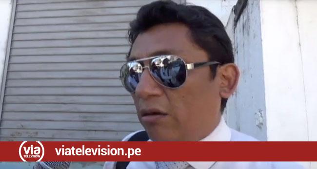 Demandante del sector Achual señala tener documentos que lo respaldan