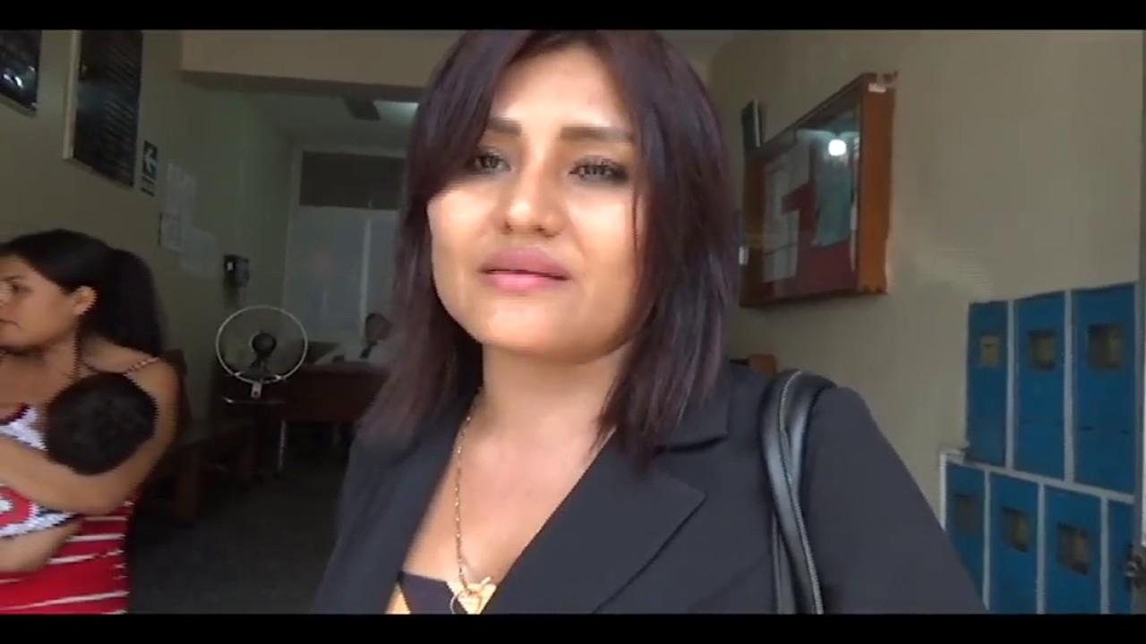Abogada de Jefferson Albujar responde acusaciones por presunto feminicidio