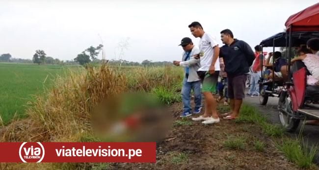 Familiares de joven asesinado exigen captura de los asesinos