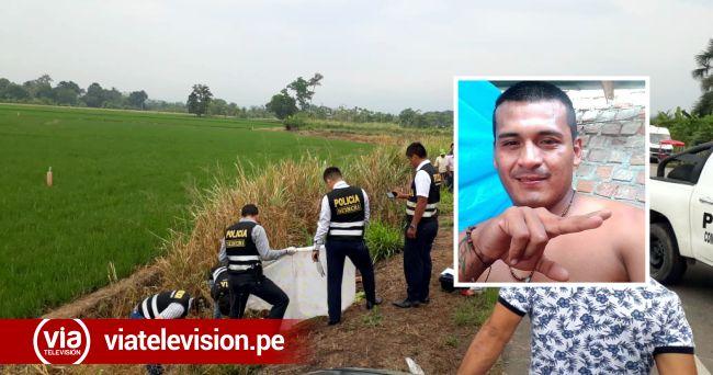 Mototaxista encontrado muerto esta mañana en la nueva vía de evitamiento fue asesinado