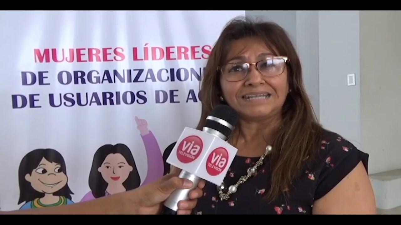 """ANA: Exitoso taller """"hombres y mujeres gestionando el recurso hídrico"""""""