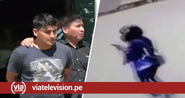 Presunto asaltante detenido ayer fue trasladado a Chachapoyas