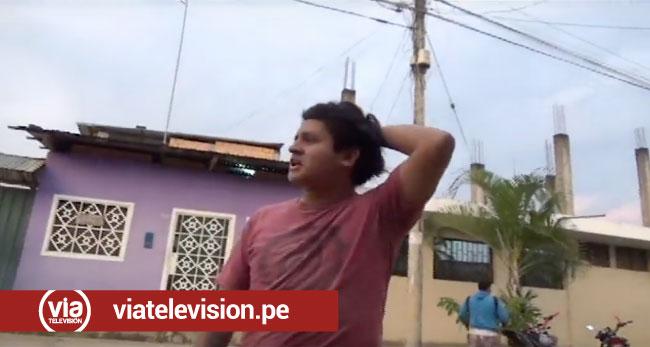 Delincuentes armados asaltan a anciana a solo dos cuadras de la DIVINCRI