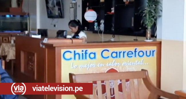 Morales: clausuran Chifa por no brindar garantías de salubridad