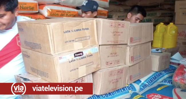 Bellavista: incautan conservas con etiquetas aparentemente falsificadas