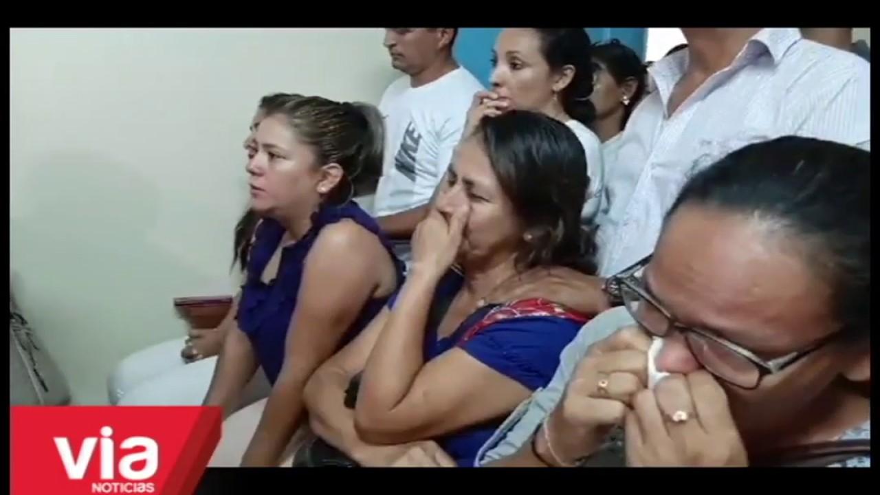 Declaran infundada prisión preventiva contra conductor de camioneta