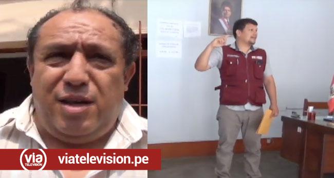 Abogado denuncia ante la fiscalía al subprefecto de la Provincia de San Martín