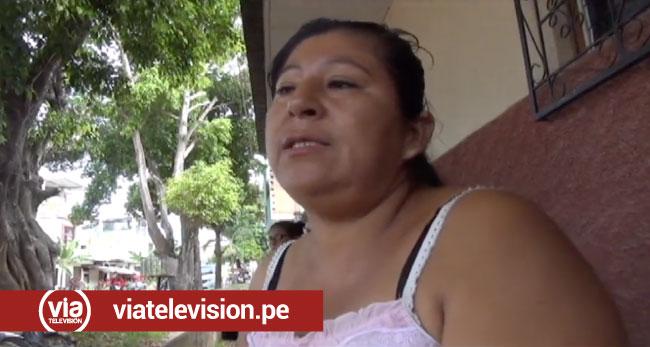 Gestante muere por fuerte infección tras sufrir una caída en Saposoa