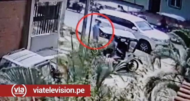 Policía de La Banda de Shilcayo  recuperó motocicleta hurtada