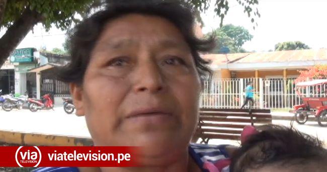 Madre de familia del Valle del Ponaza delicada de salud necesita apoyo