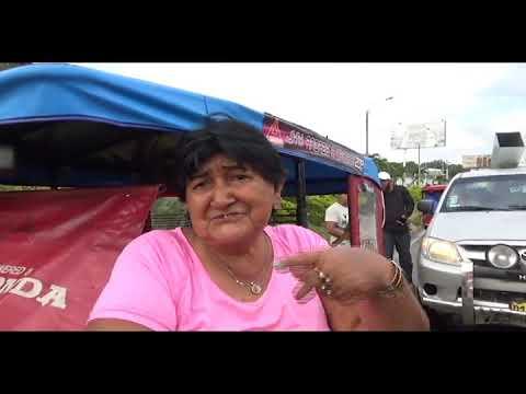 Mujer denuncia agresión tras sufrir accidente de tránsito