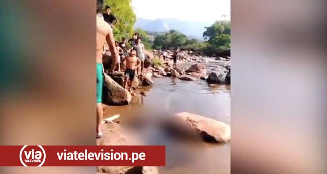 Anciano muere al caer accidentalmente de Puente Caynarachi