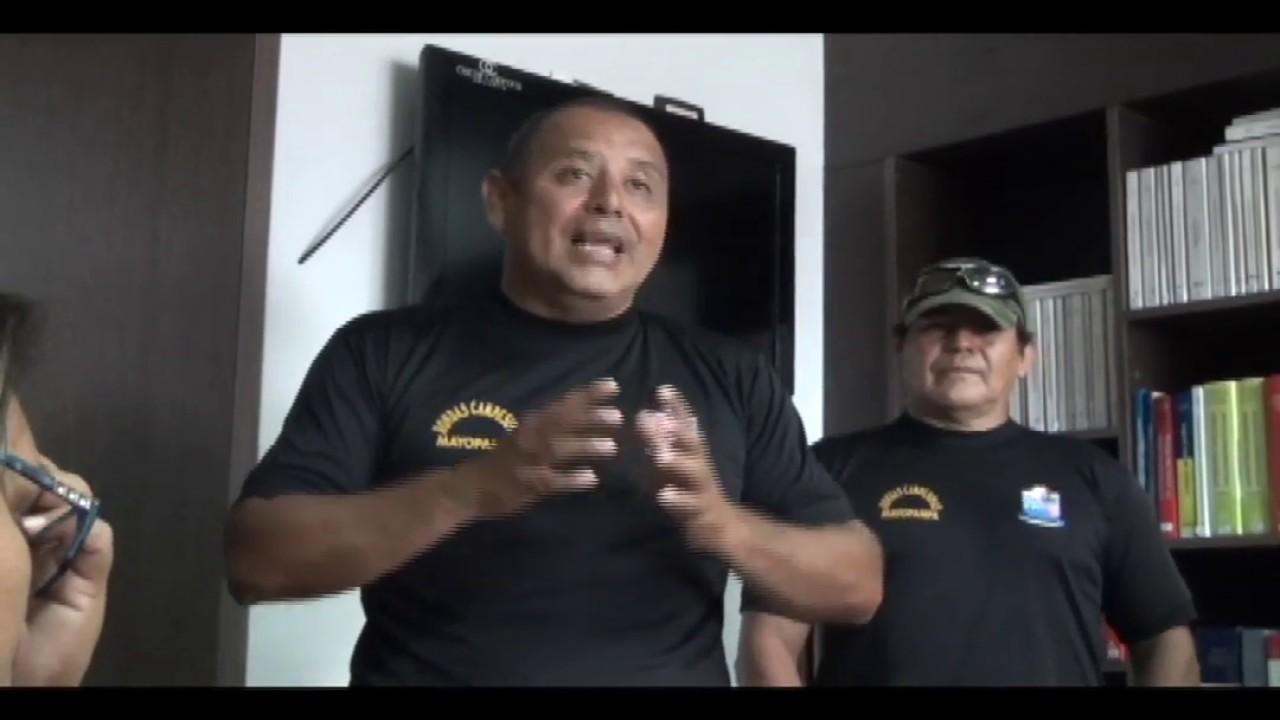 Ronderos de la provincia anuncian estar listos para luchar contra la delincuencia