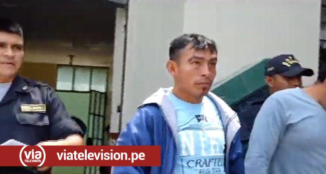 Lamas: detienen a 4 requisitoriados por diversos delitos