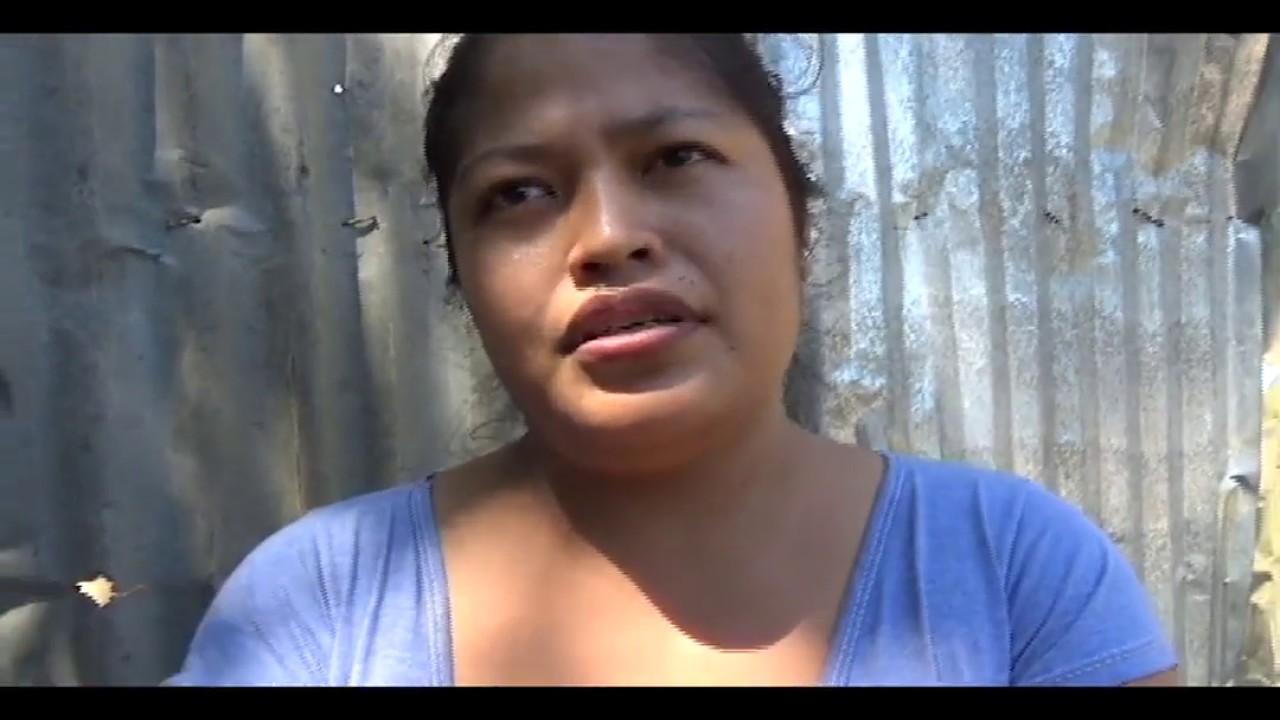 Solicitan inspección de ojos de agua  en asociación de vivienda Victoria Baja