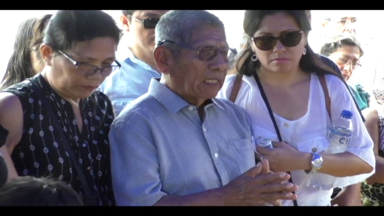Tarapoto: sepultan a una de las víctimas de accidente de tránsito