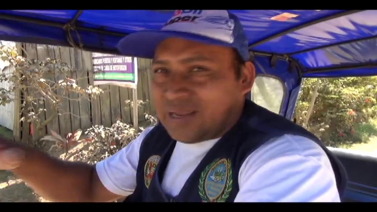 Vecinos de las Brisas de la Molina exigen arreglo de calle