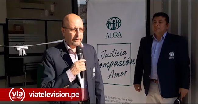 ADRA inaugura su agencia de apoyo a mujeres emprendedoras en San Martín