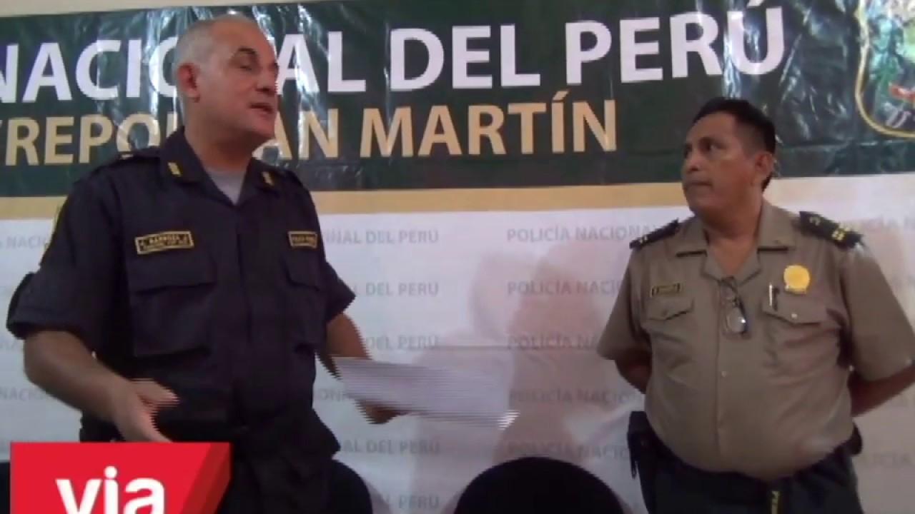 Agente Policial devuelve dinero que cajero del banco de la nación le dio de más