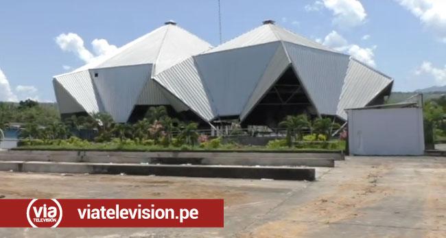 Morales: ejecutan desalojo en instalaciones del centro de convenciones Aqua
