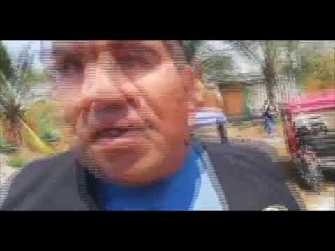 Estudiantes del Instituto Tecnológico Alto Huallaga se enfrentan a la policía