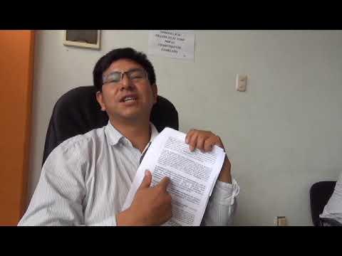 Padre de familia denuncia a su hija de falsificar su firma para beneficiarse con su casa