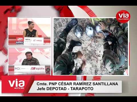 Secuencia Policía en Acción – 27 de septiembre del 2019 – Tarapoto