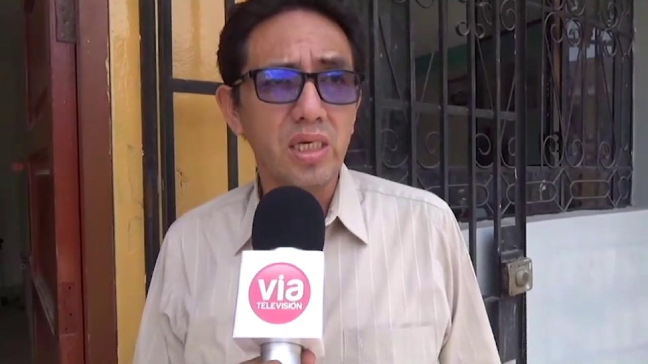 Solicitan mejorar sistema de drenaje la cuadra 11 del jr. Martínez de Compagñón