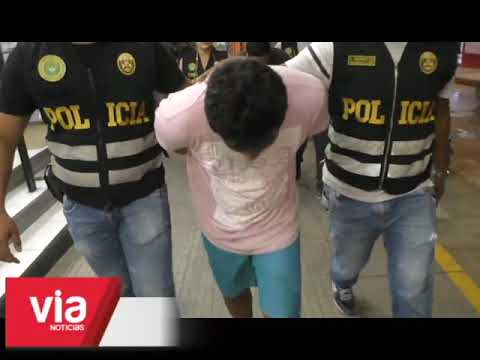 Tarapoto: dictan 9 meses de prisión preventiva contra presuntos marcas