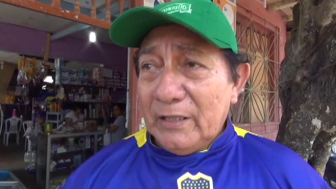 Urbanización Santa Lucía quedó afectada por torrencial lluvia
