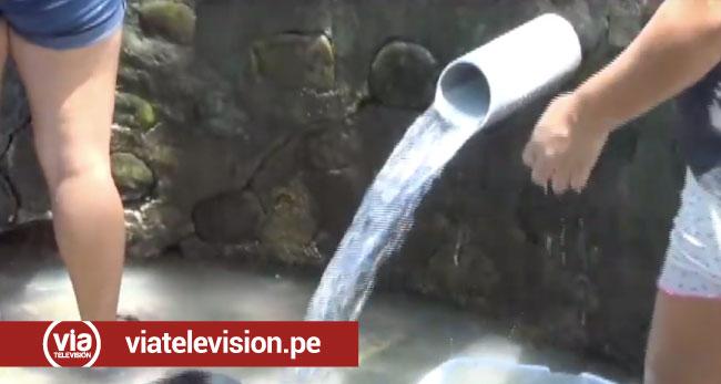 Continúa el desabastecimiento de agua en varios sectores de la ciudad