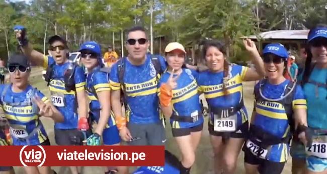 Amazon Race Forest congrega a competidores nacionales y extranjeros