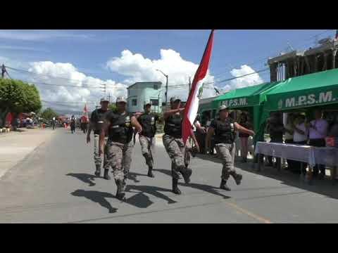 Tarapoto: firman convenio interinstitucional serenazgo sin fronteras