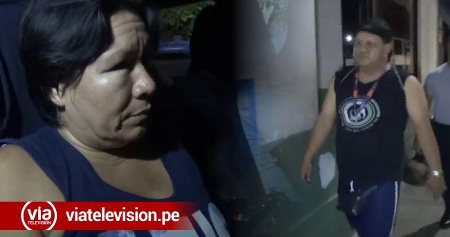 Presunta víctima de agresión evita denunciar a su pareja en La Banda de Shilcayo