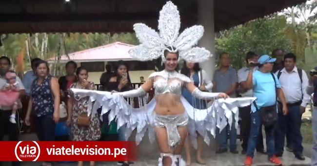 Moyobamba se prepara para celebrar el Festival de la Orquídea