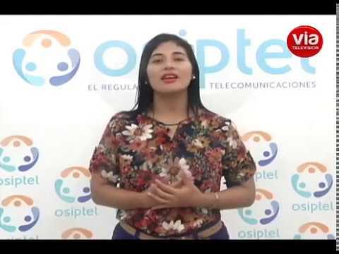 OSIPTEL   PROCEDIMIENTO DE AVERÍA